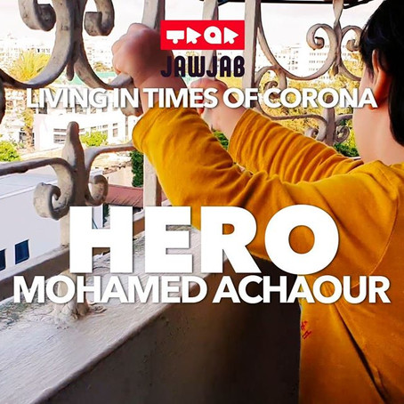 Hero - Mohamed Achaour