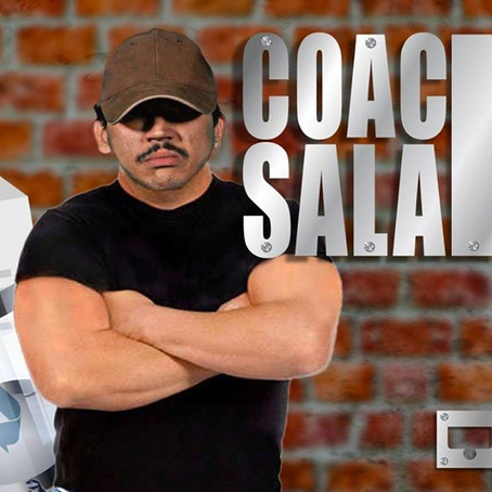 Coach Salah - Tswira mou7rija