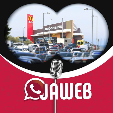 JAWEB - Post lockdown Mcdo