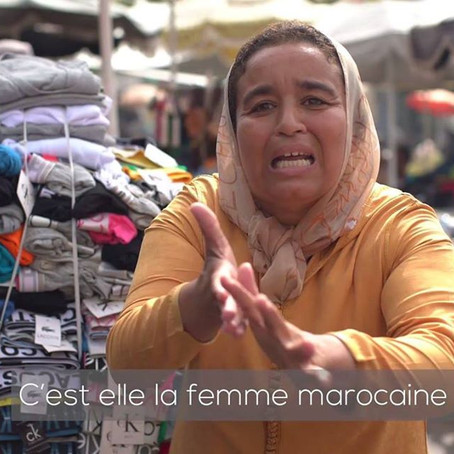 Marokkiat Ep#1 par Sonia Terrab
