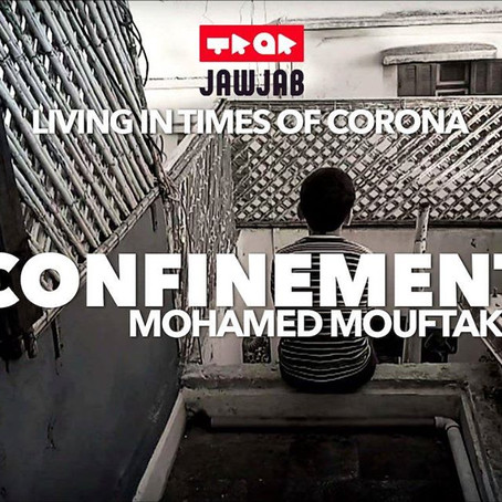 Confinement - Mohamed Mouftakir