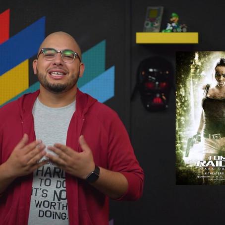 Abdellatif kayhder lina 3la l'3ala9a mabin cinéma w les jeux vidéos !