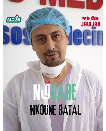 N9DARE : Dr Omar Maarrouf