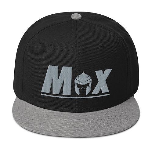 MAX Grey Snapback