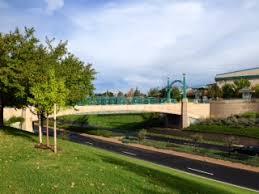 bridge pathway promenade
