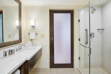 marriott bathroom