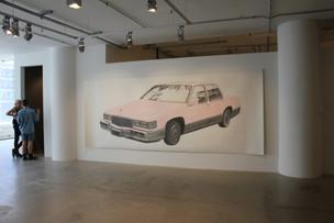 installation at Sullivan Galleries