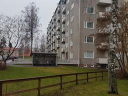 Solnantie Helsinki, FIRA: terastirappauksen paikkaus ja halkeamien injektointi