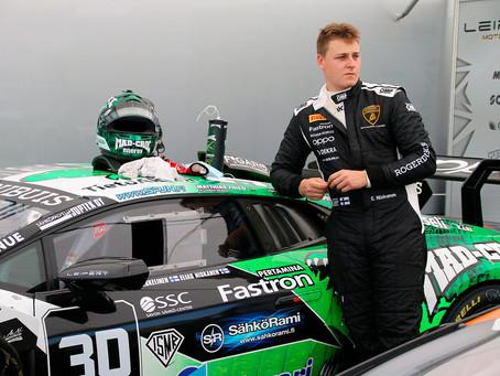 Elias Niskanen ja Mikko Eskelinen tavoittelee palkintokorokesijoitusta Saksan Nurburgringillä