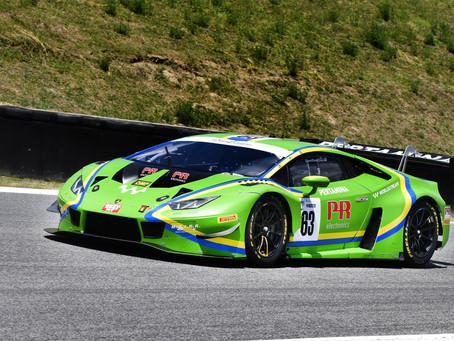 Tuomas Tujula toi Italian Super GT-avauksessa Lamborghinin viidentenä ruutulipulle