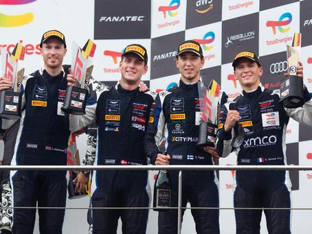 Tuomas Tujula nousi Span klassikkokilpailussa upeasti palkintopallille