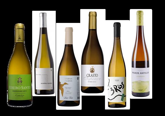 Portugali maitsed (valgete veinide valik) 75 cl x 6