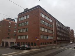 Kruunuvuorenkatu 2, Helsinki, Consti: sisärappaus 1000m2
