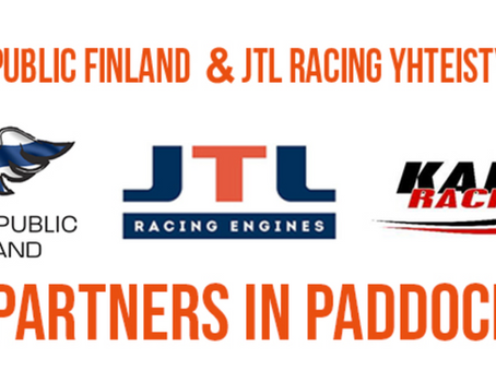 Kart Republic Finland & JTL Racing yhteistyöhön