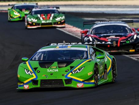 Tujulan autokunta nousi toiseksi Monzassa