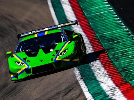 Lupaava testivauhti siivittää Tuomas Tujulan Italian Super GT-sarjan avaukseen