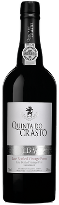 Quinta do Crasto Late Bottled Vintage Port Douro 37,5cl