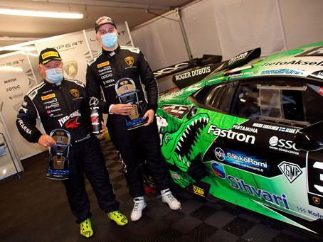Elias Niskasen ja Mikko Eskelisen palkintokorokeputki jatkui Ranskan Paul Ricardilla