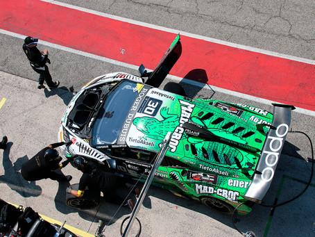 Elias Niskanen Lamborghini Squadra Corsen junioriohjelman jäseneksi
