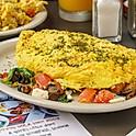 The Greek Omelet