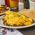 Shroomer Omelet
