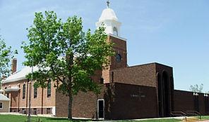 St. Margaret's Catholic Church Kimball, SD