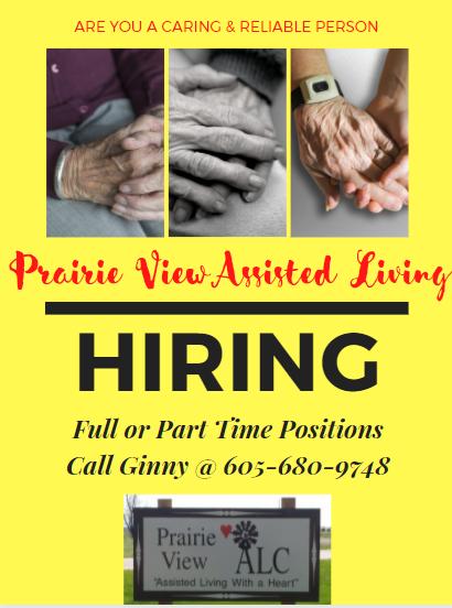 Prairie View Job.png