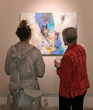 Looking at a painting.jpg