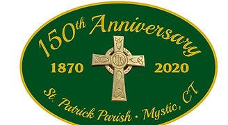 St. Pat Sticker 150 years.jpg