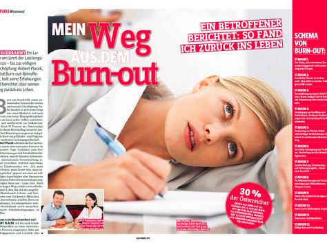 Stress, Burnout ist in vieler Munde - Burnout eine Lüge?