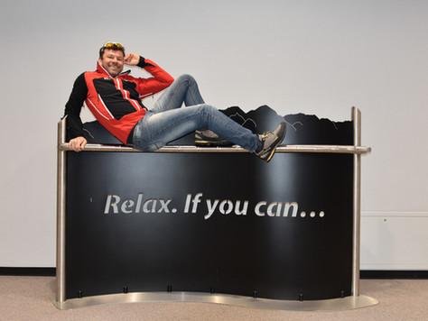 Erste-Hilfe gegen Stress - entspannter arbeiten und Feierabend genießen
