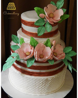 One of the most amazing cakes I ever mad