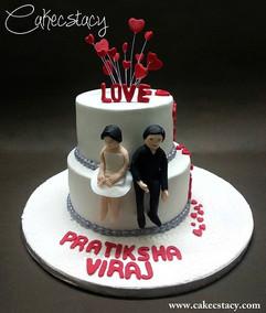 Wedding Cake #2 of the season...jpg