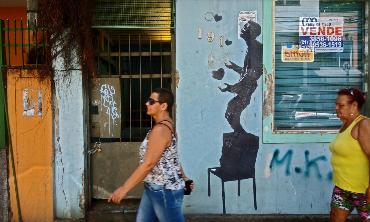 Rua Mem de Sá, Icaraí, Niterói, 2018