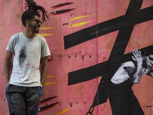 O GLOBO | Retratos de uma arte política na atitude e no conteúdo nas ruas de Niterói