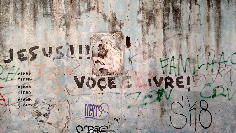 #JesusPretinho, Centro, Vitória, Espírito Santo, 2018