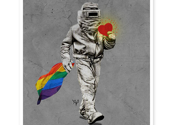Amor é radioativo (Love is a Radiation)