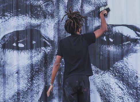 Artistas, por David Ackertd