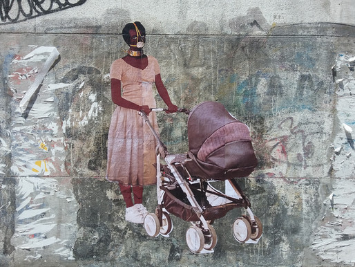 Alberto Pereira está mudando as ruas (e os muros) do Rio com suas colagens políticas e provocadoras