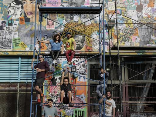 PEGLAM Paste Up International | Edição Buenos Aires