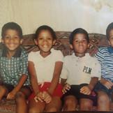 Cássio, Larissa, Levi e Caio