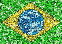 O Brasil de multiplicidade, das formas e cores. O Brasil da miscelânea e das incontáveis combinações. O Brasil da pluralidade.