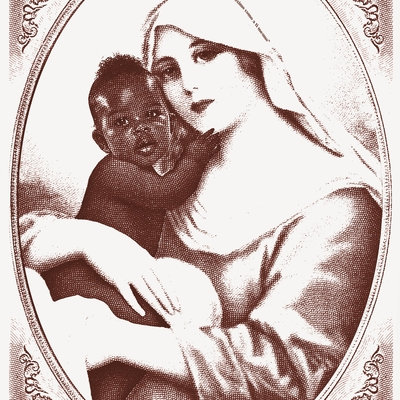#JesusPretinho Lambe-lambe ORYGINAU