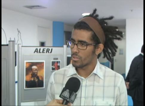 #NegroNobre programa Informe Cultural da TV Alerj