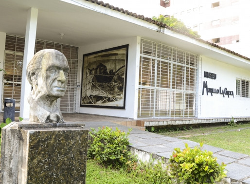 Museu Murillo La Greca recebe festival de lambe-lambe
