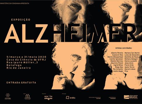 ArtBio | Exposição Coletiva Alzheimer