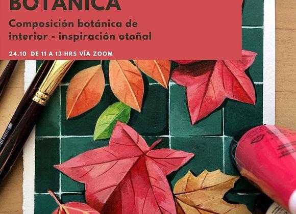 Composición otoño - 24.10