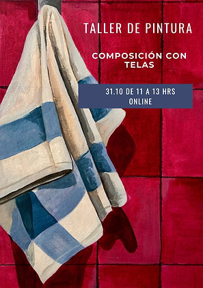 Composición con telas 31.10