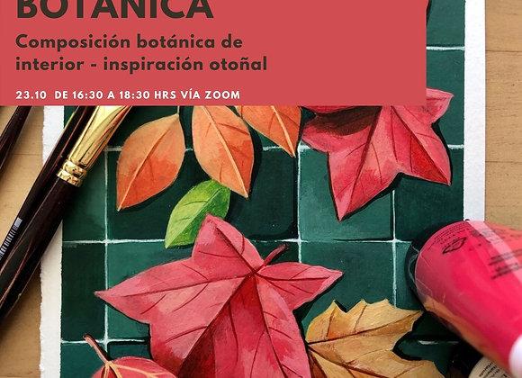Composición otoño - 23.10