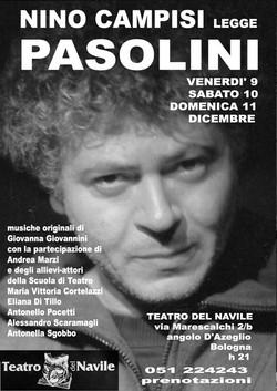 Pasolini - 2005-2006